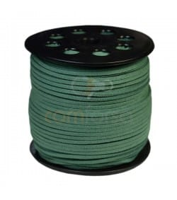 Imitation Suede Standard green strip 2.5 mm