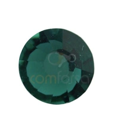 Cristal MC Chaton ROSE VIVA 12 PRECIOSA® 4 mm EMERALD