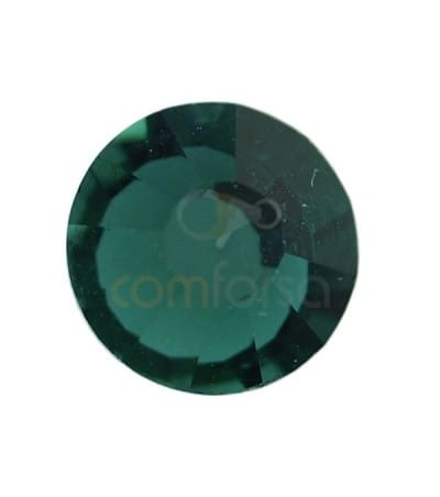 Cristal MC Chaton Rose VIVA 12 PRECIOSA® 7 mm EMERALD