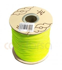 Nylon trenzado Verde fluor 1.5mm