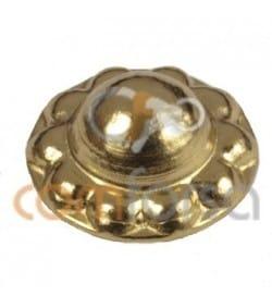18kt Yellow gold universal scroll