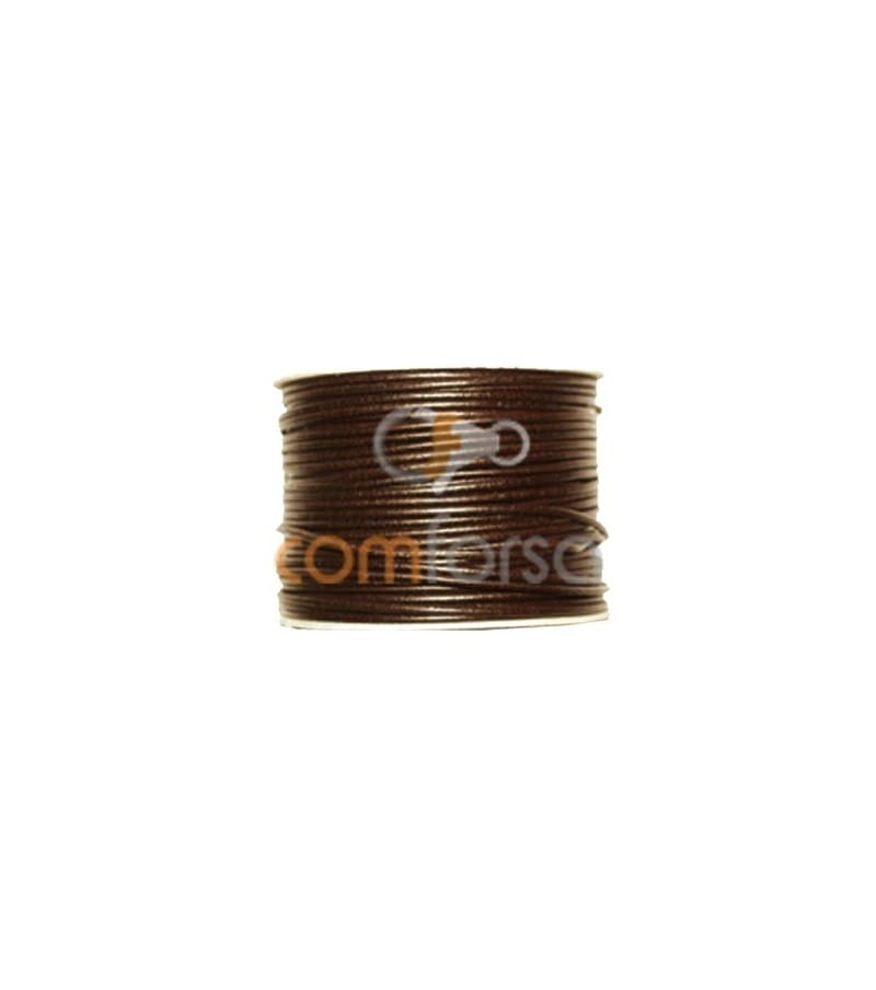 Brown leather 2.5 mm premium quality