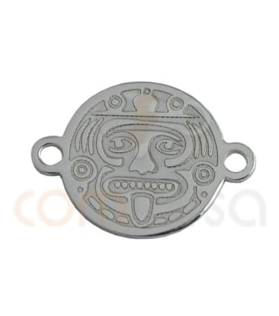 Entrepieza tatum mexico 10 mm plata 925