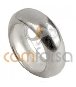 Sterling silver 925 spacer bead 3 mm