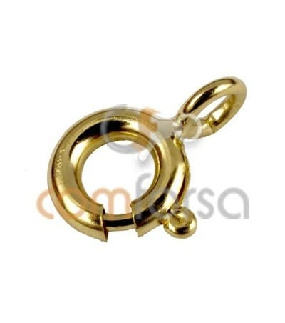 Reasa reforzada 6 mm Oro 375