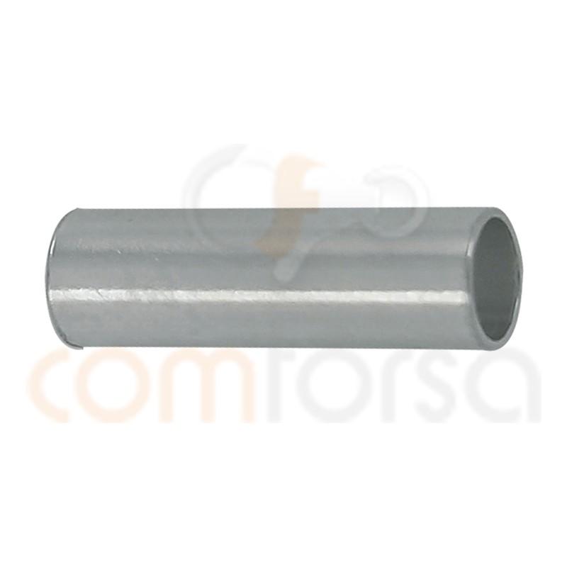 Tubo 3 mm(ext) x 10 mm (largo)