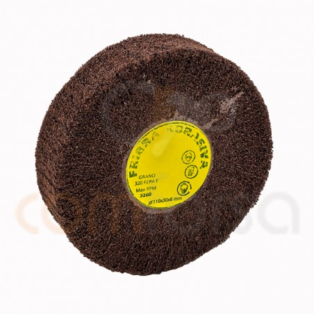 Red radial discs 110 x 30(240)