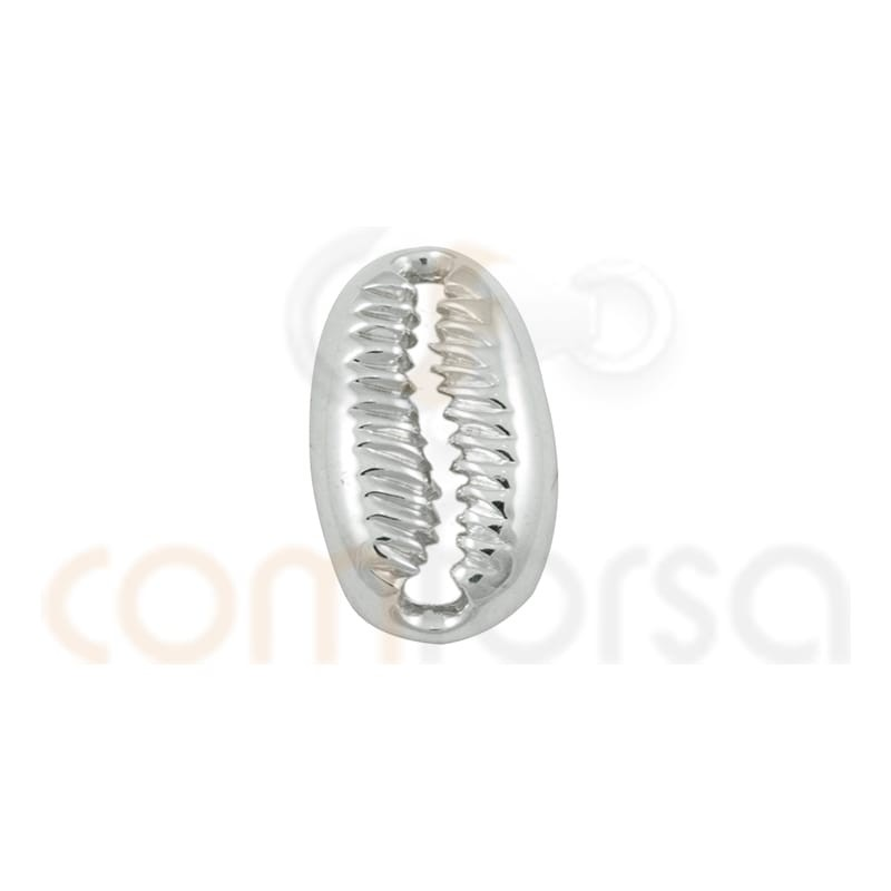 Sterling silver 925 shell pendant