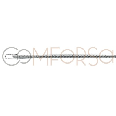 Sterling silver 925ml round snake chain 1.7 mm
