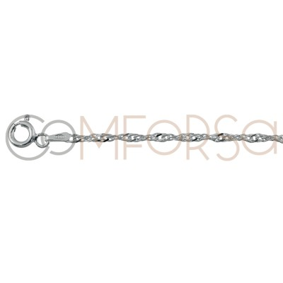 Sterling silver 925 singapore chain 2.5mm