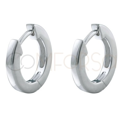 Sterling silver 925 smooth...