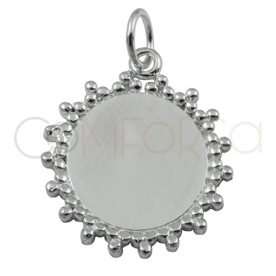 Sterling silver 925 beaded...