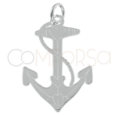 Sterling silver 925 anchor...