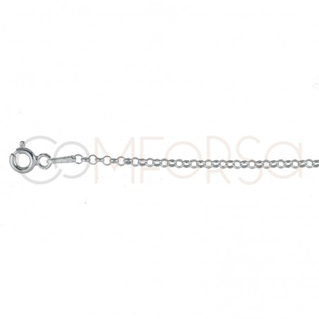 Sterling silver 925ml rolo chain