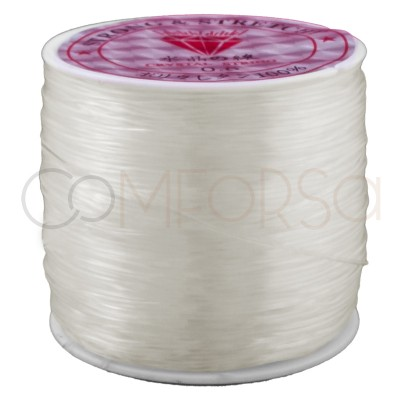 Silicone 0.8mm 50 meter roll