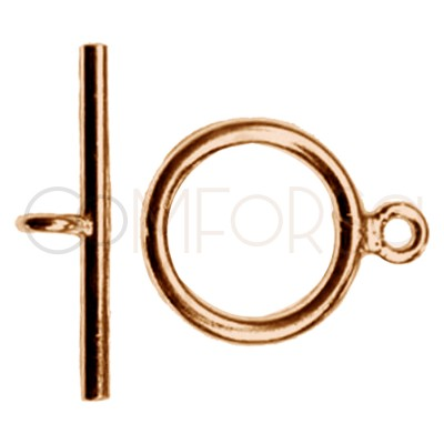 ``T´´ clasps with jump ring...