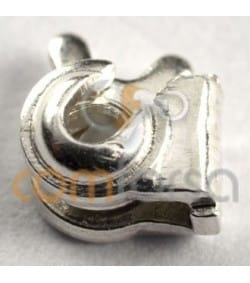Sterling silver 925 pin closure 3 x 5 mm