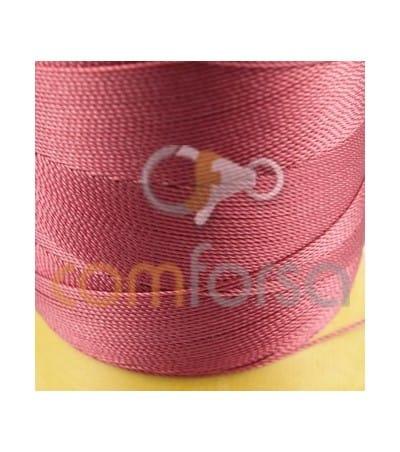 String thread  Fuchsia 0.4 mm  (Roll)
