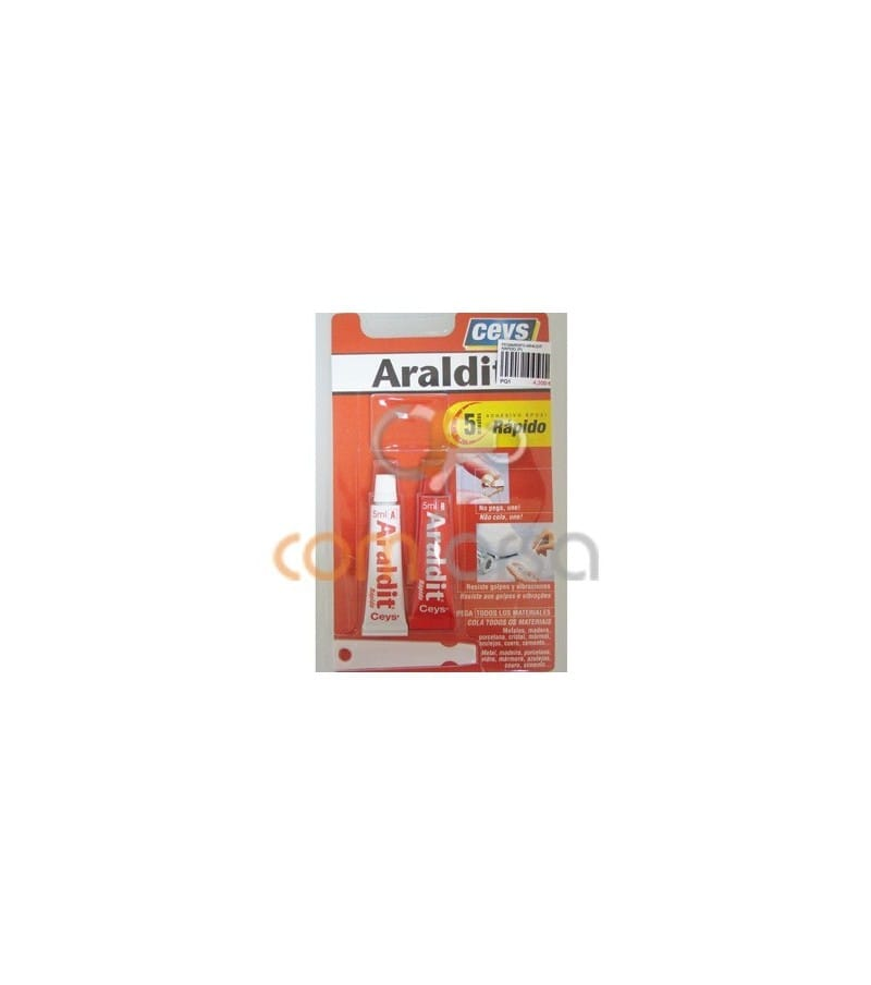 Quick dry Aradit glue (small)