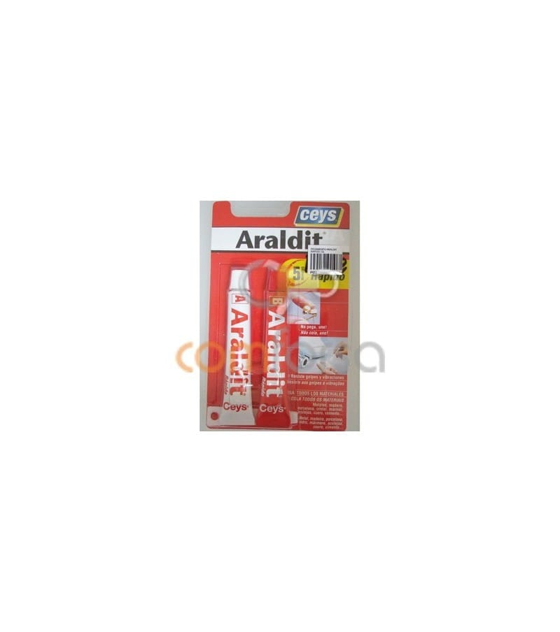 Quick dry Aradit glue (big)