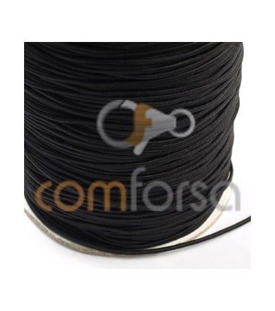 Black Elastic Cord 1.2mm