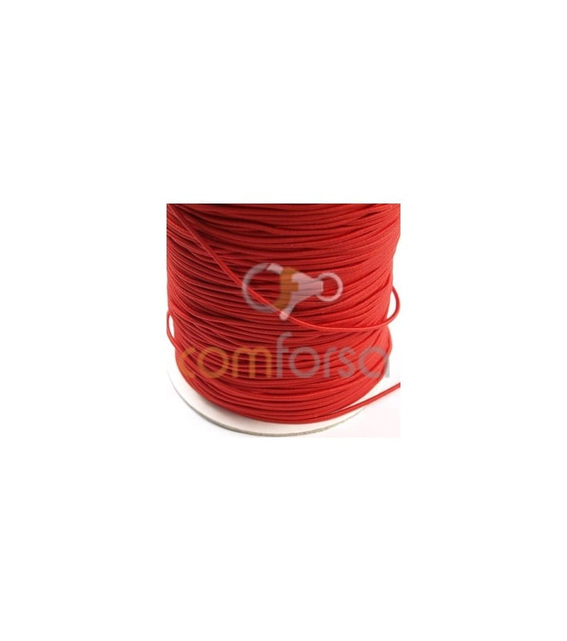Red Elastic Cord 1.2mm