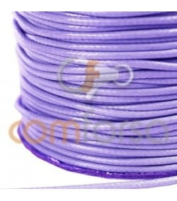Light Purple Waxed Cord 2mm