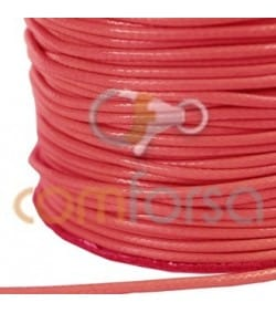 Red Waxed Cord 2mm