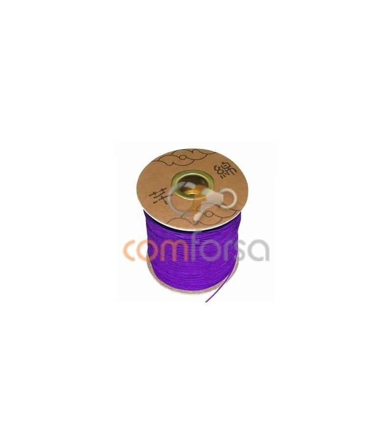 Nylon trenzado Morado 1.5 mm