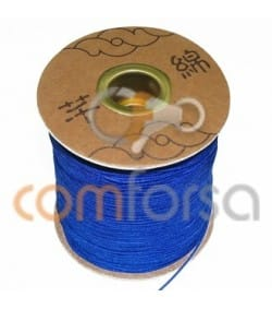 Electric Blue Nylon Cord 1.5mm (meters)