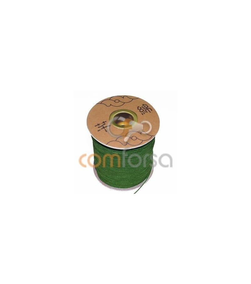 Green Nylon Cord 1.5mm (meters)