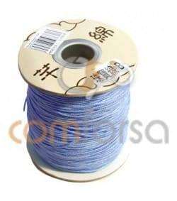 Light Blue Nylon Cord 1mm (meters)