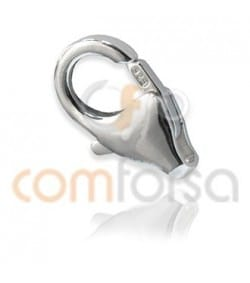 Sterling silver 925 Trigger lobster clasp 7x11 mm