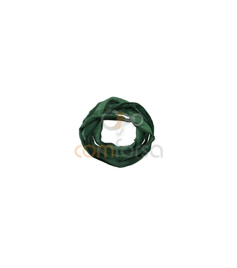 Green Thai Silk