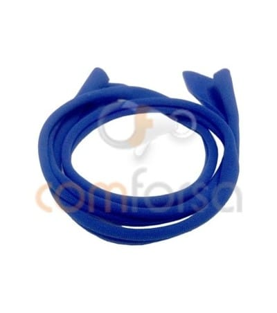Elastic Ribbon Deep Blue