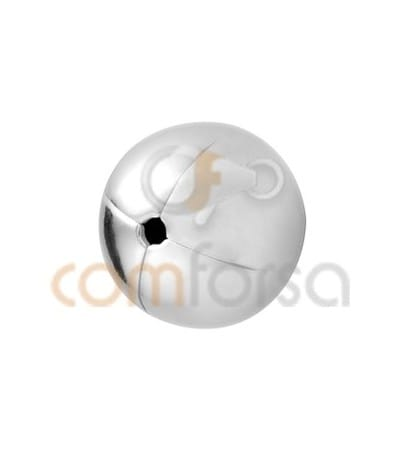 Sterling silver 925 smooth ball 4mm