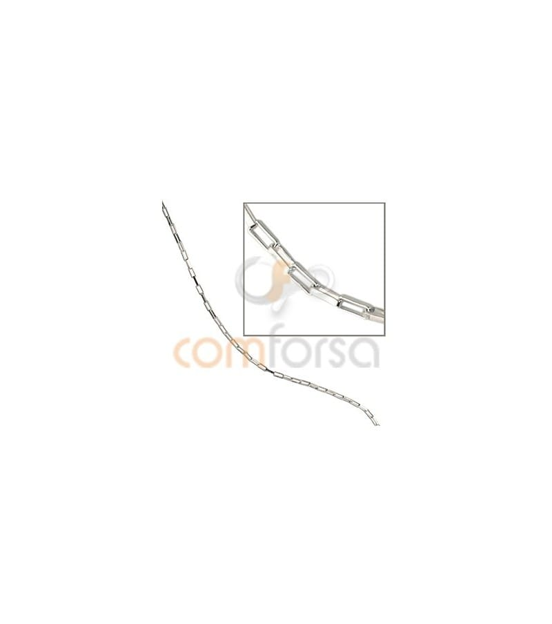 Sterling silver 925 Venetian chain thick
