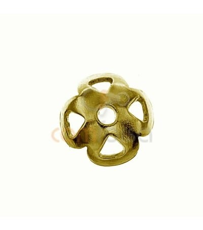 Gold Plated Sterling Silver 925 cup