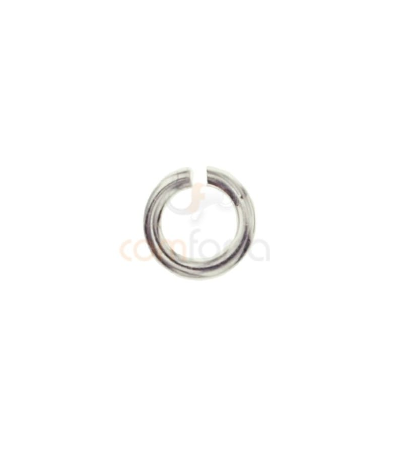 Sterling Silver 925 Open jumpring 3 mm